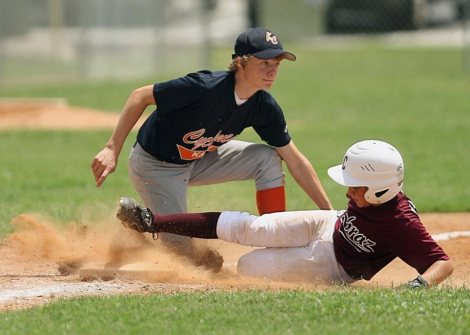 High School Baseball Team Booster Clubs