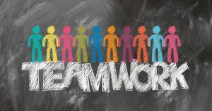 Teamwork helps Attract Booster Club Volunteers