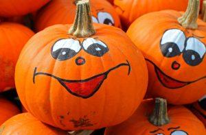Booster Club Halloween Pumpkin Painting Contest