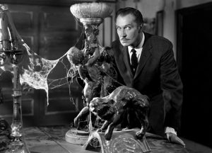 Vincent Price Halloween Scary Movie