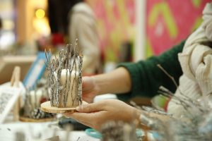 Booster club Winter Holiday Fundraiser - Holiday Craft Workshop