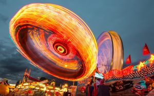 Consider hosting a school carnival to support your booster club