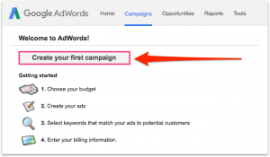 Create your First Booster Club Google Ads Campaign