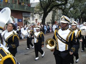 consider different local events and parades to fundraise for your booster club