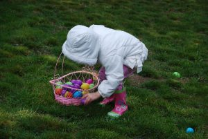 Easter Booster Club Fundraiser Ideas - Easter Egg Hunt