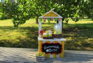 Yes even a simple lemonade stand can be a great easter fundraiser!