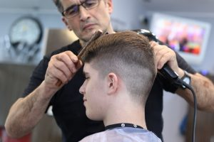 Memorial Day Haircut and A Shave Booster Club Fundraiser