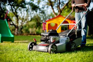 Lawn Mowing Sale Memorial Day Fundraiser