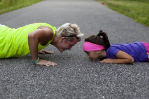 Booster Club Memorial Day Fundraiser Ideas - Sit Up or Push Up Contest