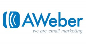 AWeber email marketing System logo