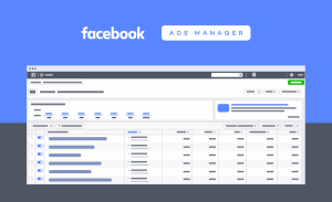 Facebook Ad Manager visual