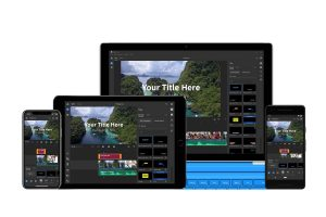 Adobe Premier Rush Video Editing Software for Booster Clubs