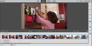 Adobe Premier Elements video editing software for beginners