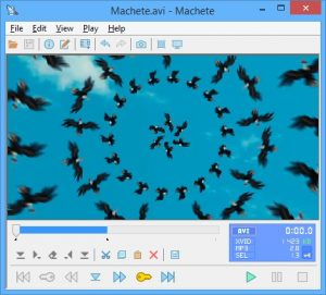 Machete Video Lite - Video editing software for wuick and easy editing