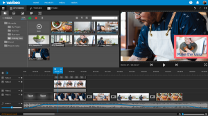 WeVideo Video Editing software for professional looking videos