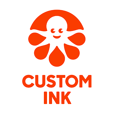 Custom Ink Logo for Booster Club T-Shirt Printing