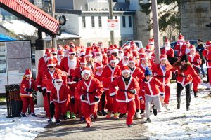 Santa Fun Run Charity 5k Walk and Run