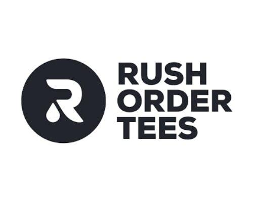 RushOrder Tees logo