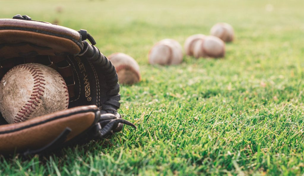 Baseball booster clubs supporting baseball team through equipment purchases
