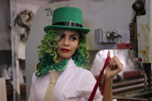 Host an Irish dress up day for St. Patrick's Day Fundraisers