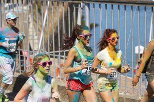 Booster club prom fundraiser idea - a Color Run!