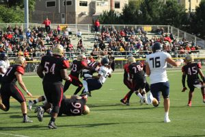 Football Booster Club helping increase support of game attendance