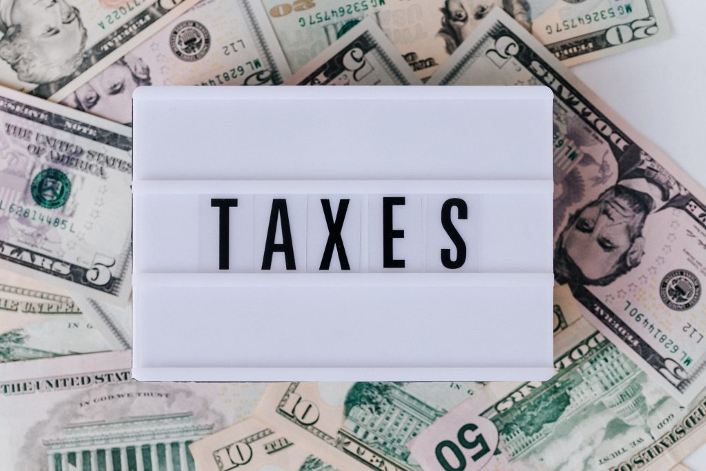 Boooster club Taxes and how to manage them