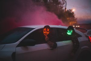 Socially DIistanced Halloween Fundraiser - Drive Through Trick or Treating