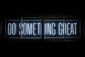 Do something great in Neon