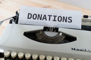 Donations can complicate booster club tax filings if not properly recorded.